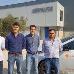 Sunenergy instala 840 painéis solares na EPALFER
