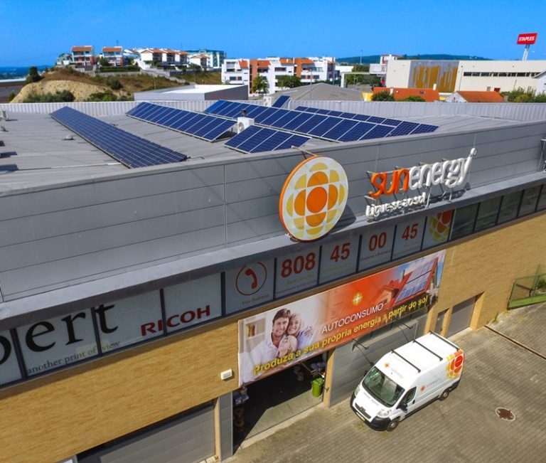 Painéis Sede Sunenergy