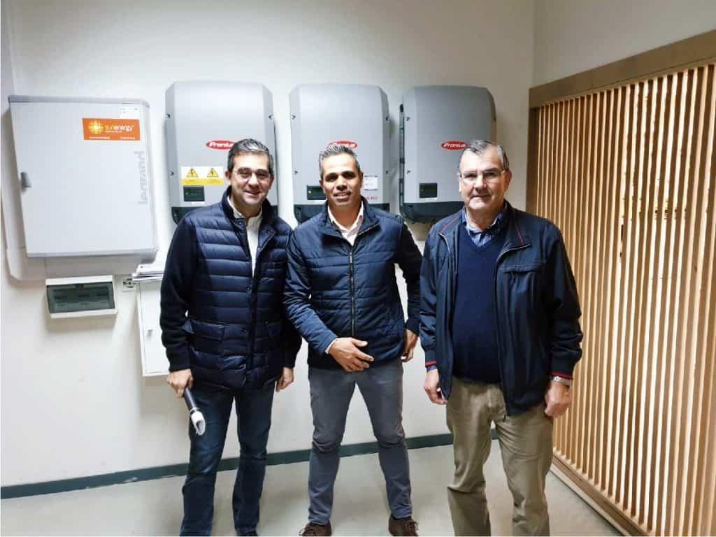 Contrato Sunenergy Armazéns Reis